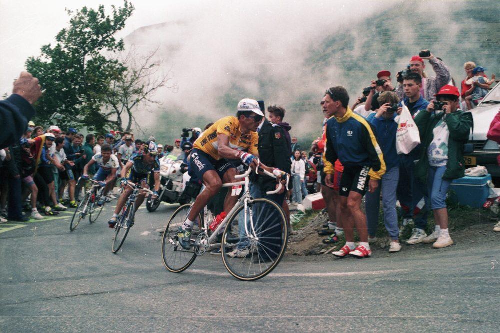 Il Tour de France con i biscotti