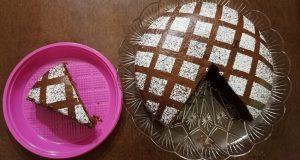 Torta cioccolato e arance: profumo d'autunno
