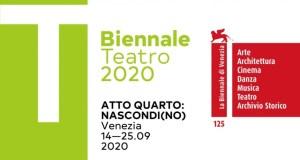 Questa sera si recita a soggetto – Speciale Biennale di Venezia teatro