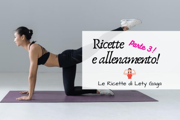 Ricette e allenamento: gli addominali nel pilates!