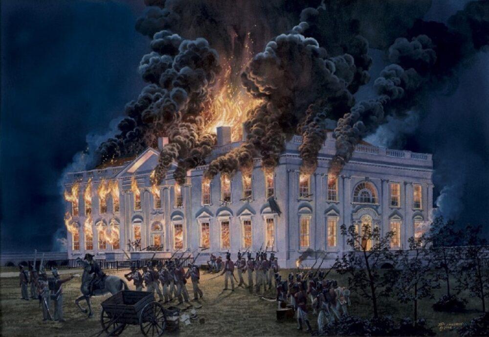 L'Altra Guerra del 1812 – USA vs UK – Le Storie di Ieri