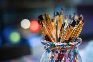 """Enrica Mannari: """"datemi un pennello e dipingerò il mondo"""""""