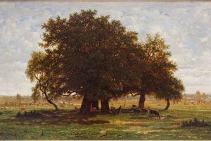 Théodore Rousseau – il talentuoso paesaggista di Barbizon