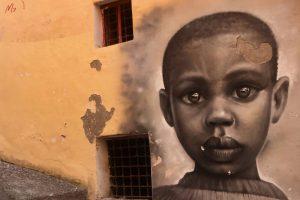 """""""Le città dei murales"""":  Diamante, dai peperoncini all'arte di strada"""