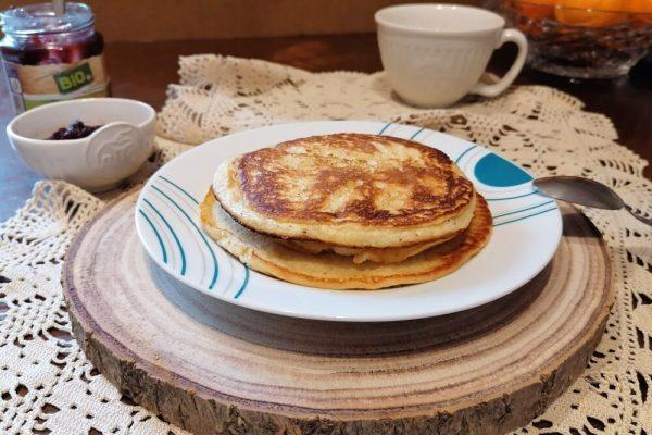 Pancakes: come iniziare bene la giornata