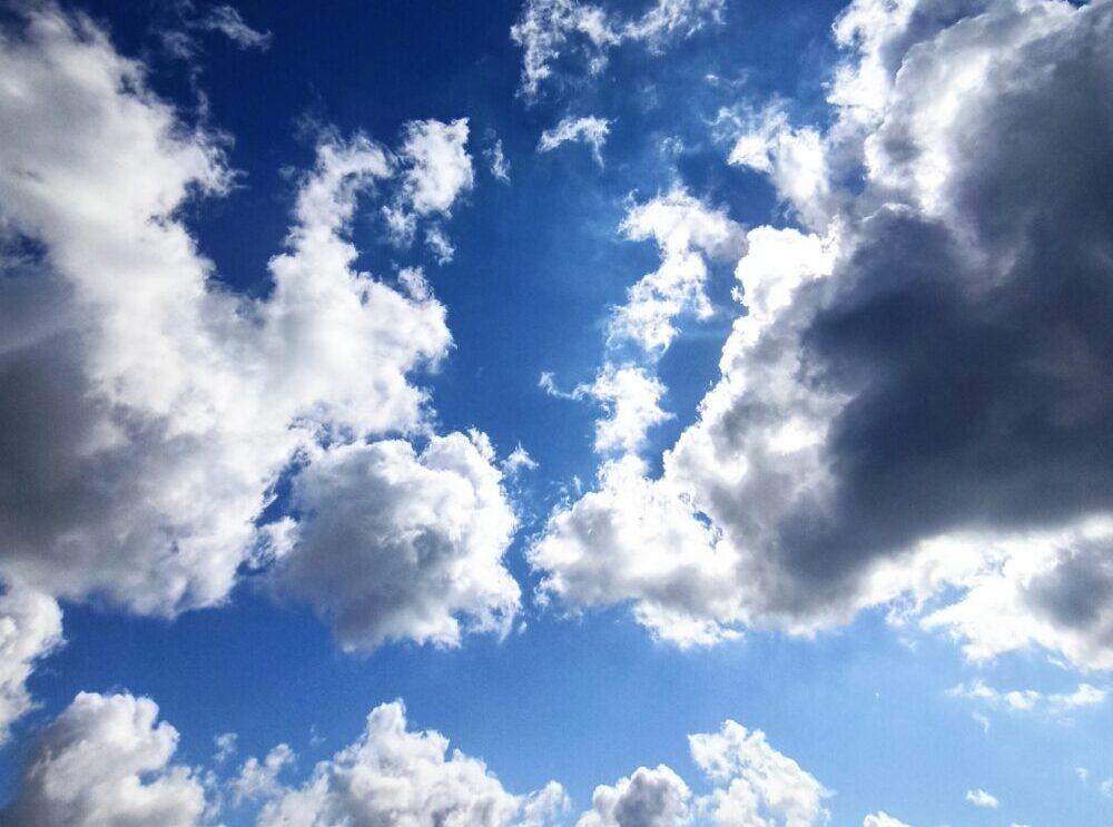Uno sguardo verso il cielo: osservare le nuvole