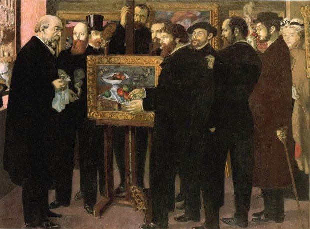 omaggio a Cèzanne