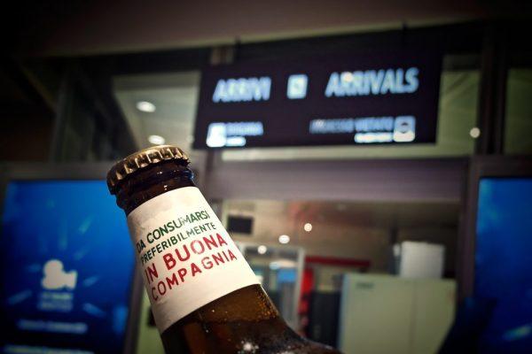 Andare a prendere qualcuno in aeroporto