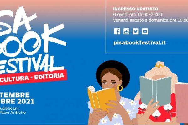 Pisa Book Festival: fino a domenica a Pisa si va a caccia di storie