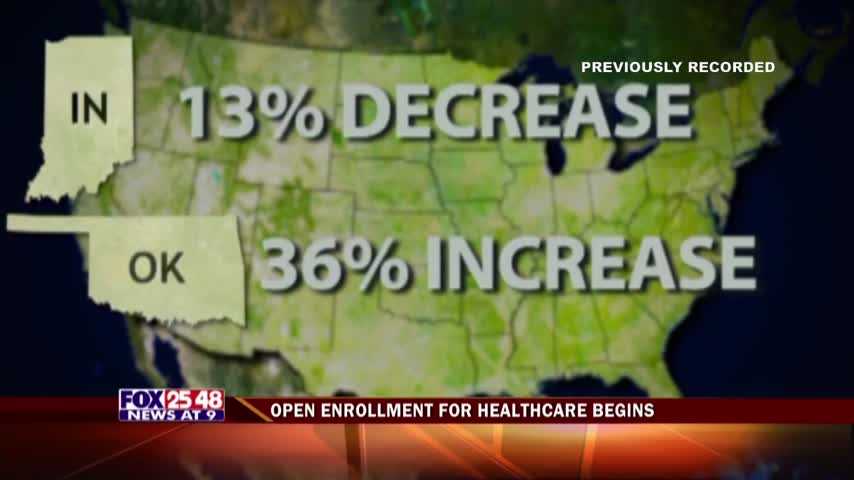 Open Enrollment for Healthcare Ins- Begins_20151102113814