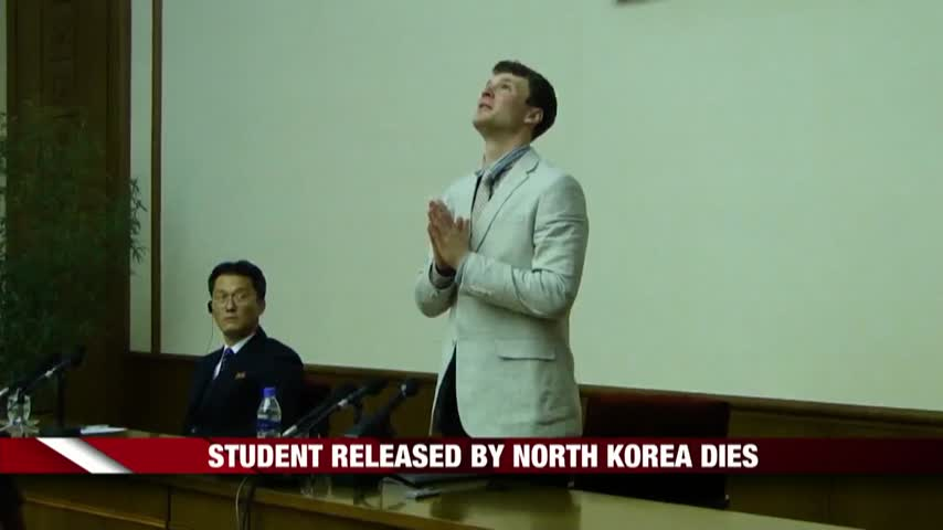 Student Released by North Korea Dies_16041522