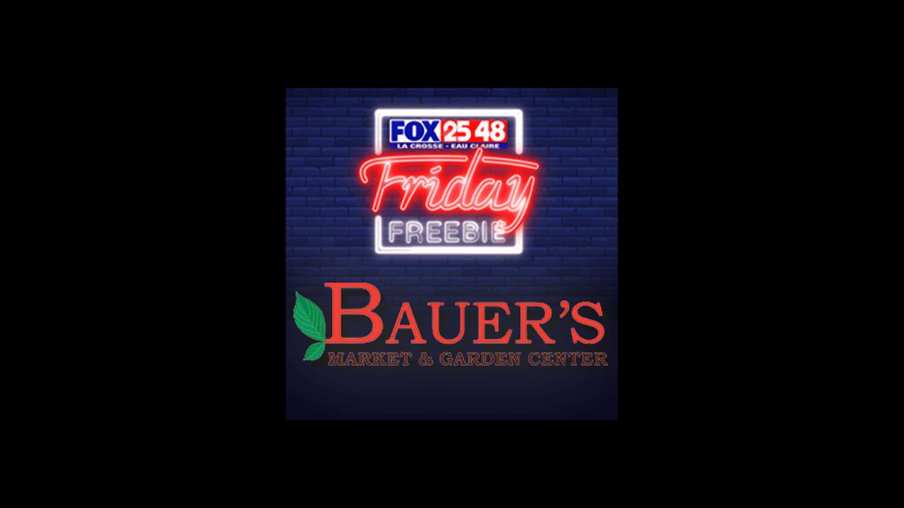 Bauer's Market Friday Freebie