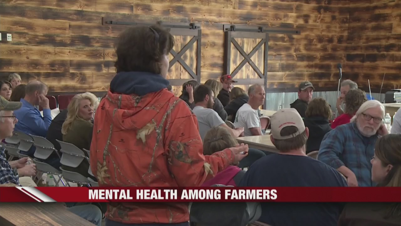 Farmer Mental Health Conference