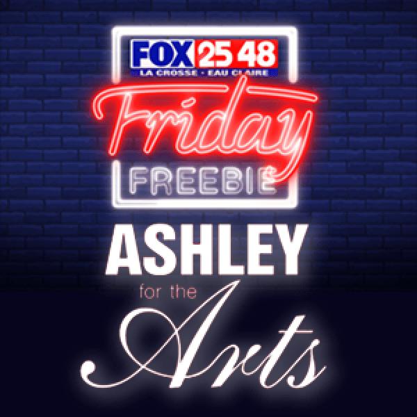Friday Freebie Ashley for the Arts