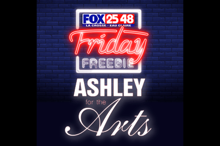 Friday Freebie Ashley for the Arts