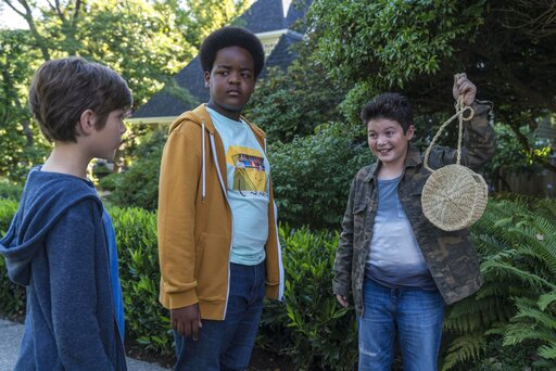 Jacob Tremblay, Keith L. Williams, Brady Noon