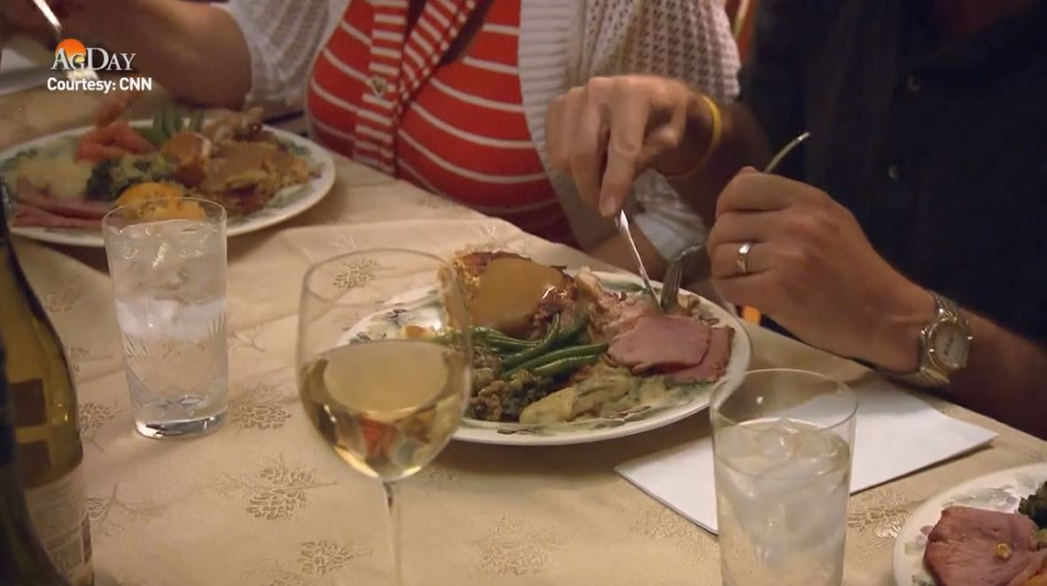 CDC Recommends Virtual Dinners for Thanksgiving