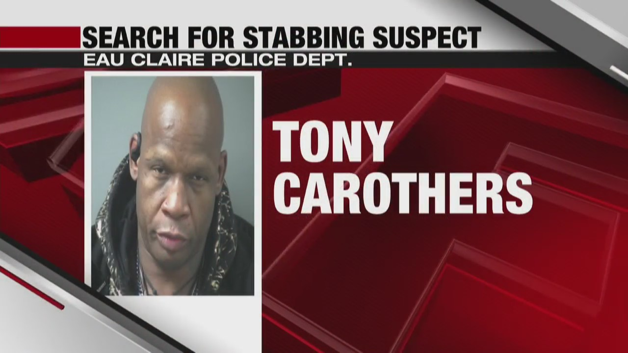 Eau Claire Police Department looking for stabbing suspect