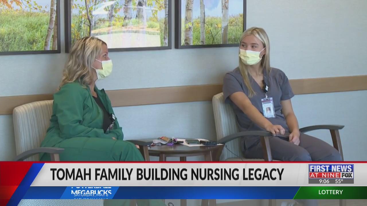 Tomah family building nursing legacy