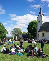 Picknick auf dem Staffelberg