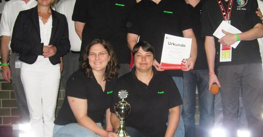 DRK Nierstein-Oppenheim ist Landesmeister