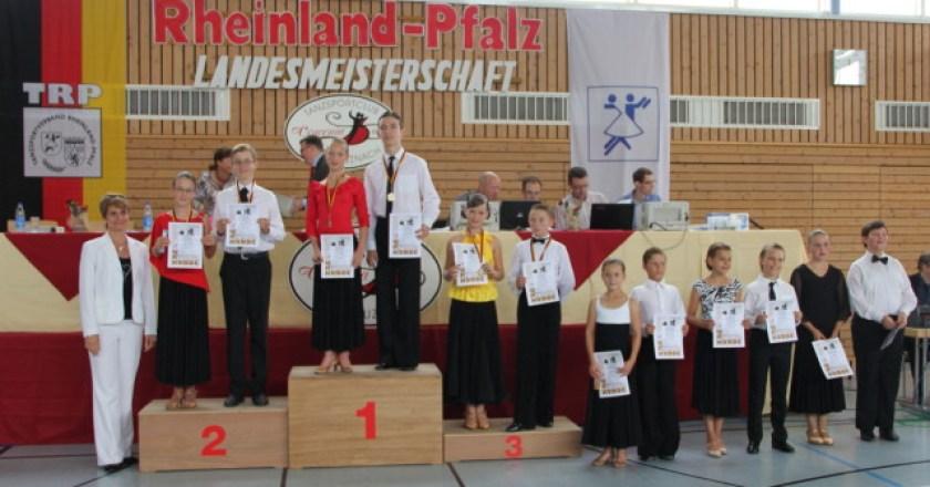 Ingelheimer Tanzpaare erfolgreich bei den Landesjugendmeisterschaften im Standard