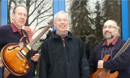 12.10.12: Jazz in Bingen: Peter Wolterstorff Trio – Modern Jazz / Fusion