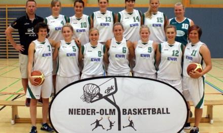 Mit Teamgeist zum Klassenerhalt: djk-Basketballerinnen starten in Regionalliga