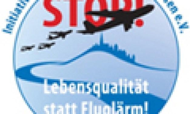 Stellungnahme der Initiative gegen Fluglärm in Rheinhessen zum Stopp des neuen Startverfahrens durch die Lufthansa