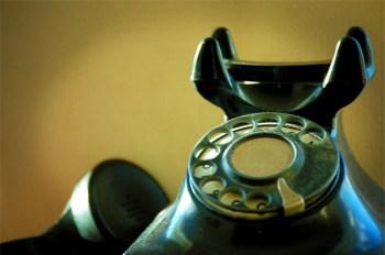 Telefonbetrug mit Call-ID-Spoofing.