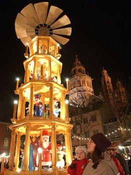 Weihnachtsmarkt in Mainz lockt Diebe.