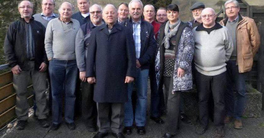 Klausurtagung der SPD Guntersblum