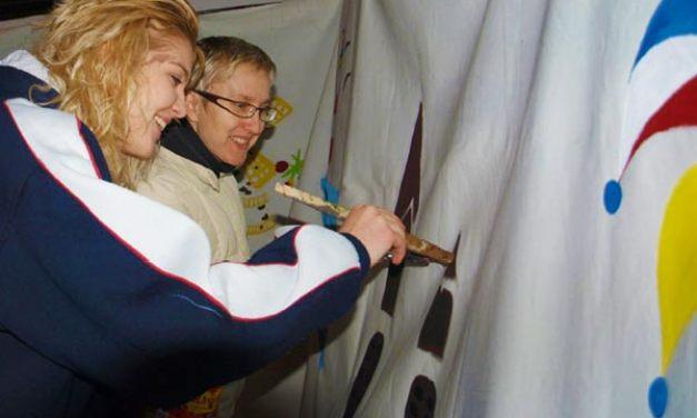 Fastnacht ist nicht nur in Mommenheim harte Arbeit – und viel Spaß