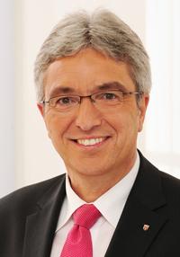 Innenminister Roger Lewentz