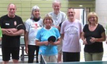 15. Dezember: Schnupper-Tischtennis-Sonntag in Gau-Algesheim