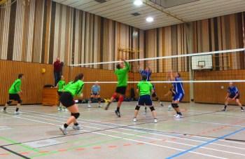04.03.2013: Mixedteam SG Spiesheim kämft zäh gegen TV Laubenheim