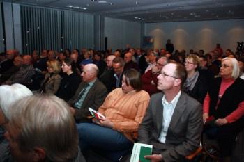 Zukunft der Vereine - Podiumsdiskussion.