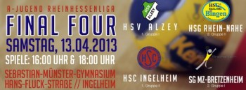 Final-Four 2013 in Ingelheim