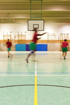 Basketball-Training.