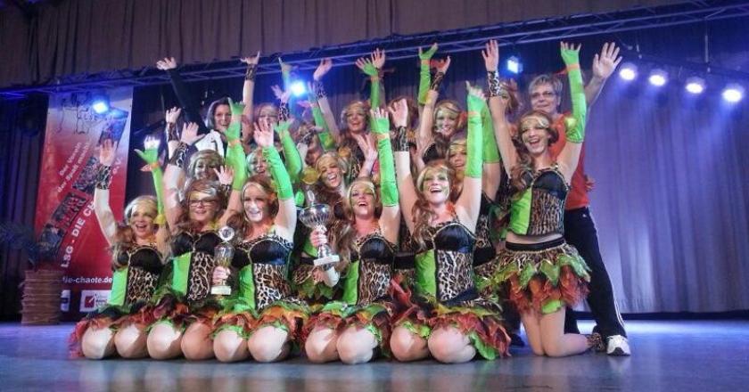 Dexi Dancers setzen sich durch