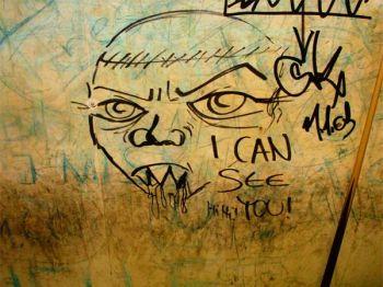 Graffiti (Symbolbild: stock:xchng)