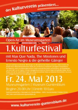Kulturfestival Guntersblum