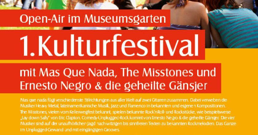 Guntersblumer Kulturfestival startet mit Mas que nada und anderen
