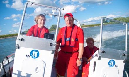 Erste 24-Stunden-Übung der DLRG in Oppenheim ein voller Erfolg
