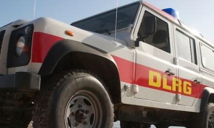 DLRG Rheinhessen bereitet sich auf Abmarsch in vom Hochwasser betroffene Region vor