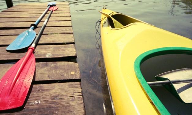 Kanufahrer stürzt im Oppenheimer Hafen leblos ins Wasser
