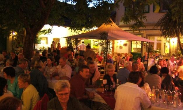 Hoffest Burghof Oswald in Guntersblum