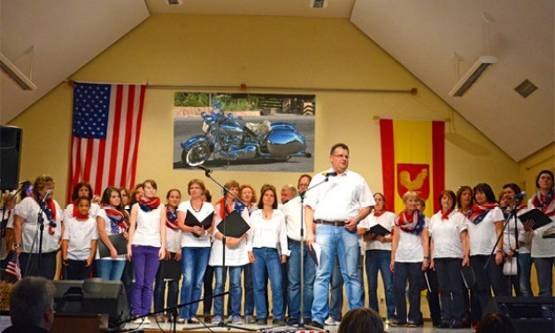American Summerdream des Gospel-Chors Sound of Joy in Hahnheim