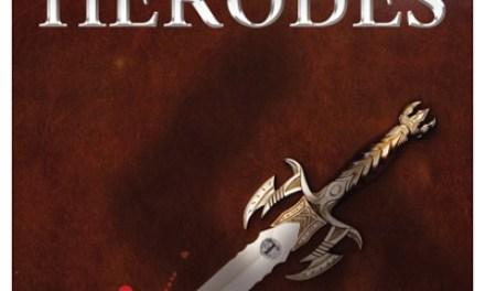 Mission Herodes jetzt auch als Buch