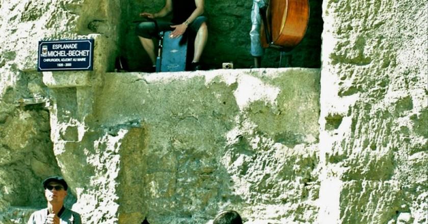 """18.08.2013: 3 Jahre Jazzinitiative Bingen – 3 Jahre """"Alte Wache"""" – Jazz-Brunch mit """"Superfro"""""""